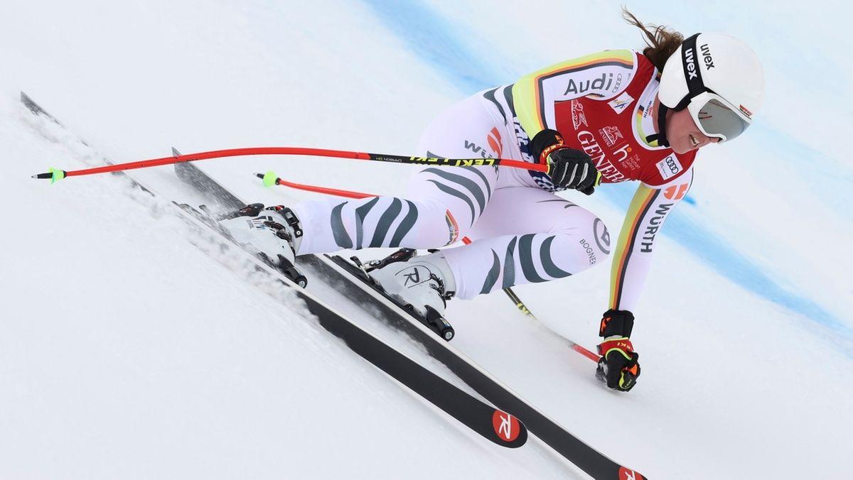 Ski Weltcup in Val Di Fassa