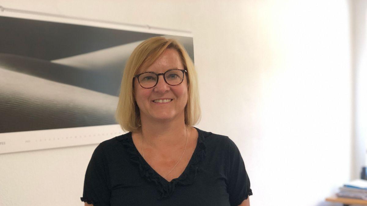 Daniela Groß, Psychologin bei der Beratungsstelle der Katholischen Jugendfürsorge in Regensburg.