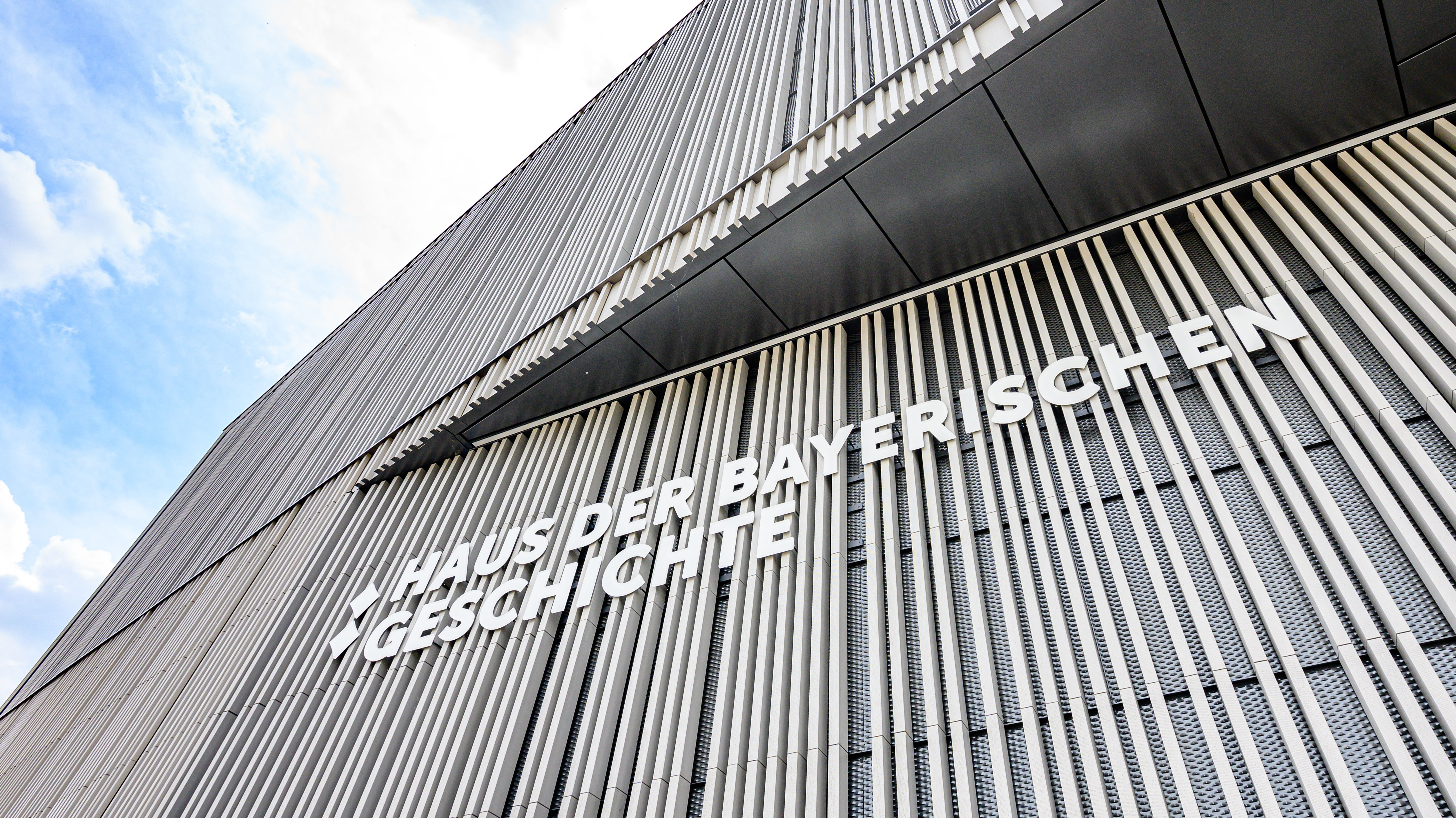 Fassade des Museums der Bayerischen Geschichte