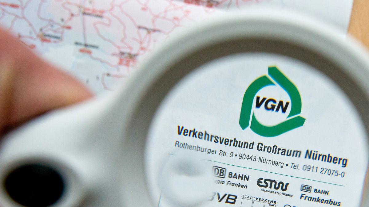 Das Logo des Verkehrsverbundes Großraum Nürnberg (VGN).