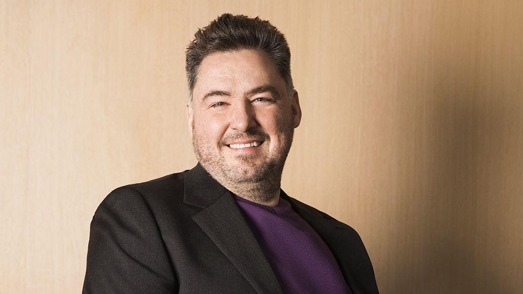 Holger Kiesel, ehemaliger BR-Mitarbeiter und mittlerweile Behindertenbeauftragter