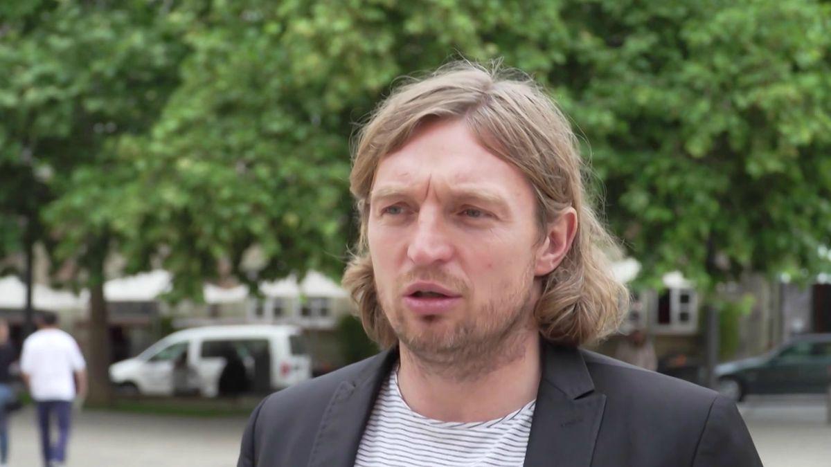 Daniel Sauer - Vorstandsvorsitzender Würzburger Kicker