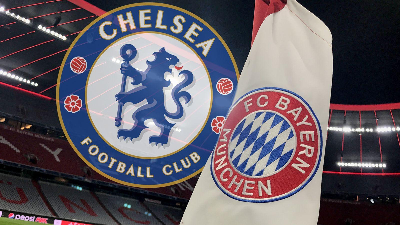 CL-Achtelfinale gegen Chelsea: Bayern geben sich selbstbewusst