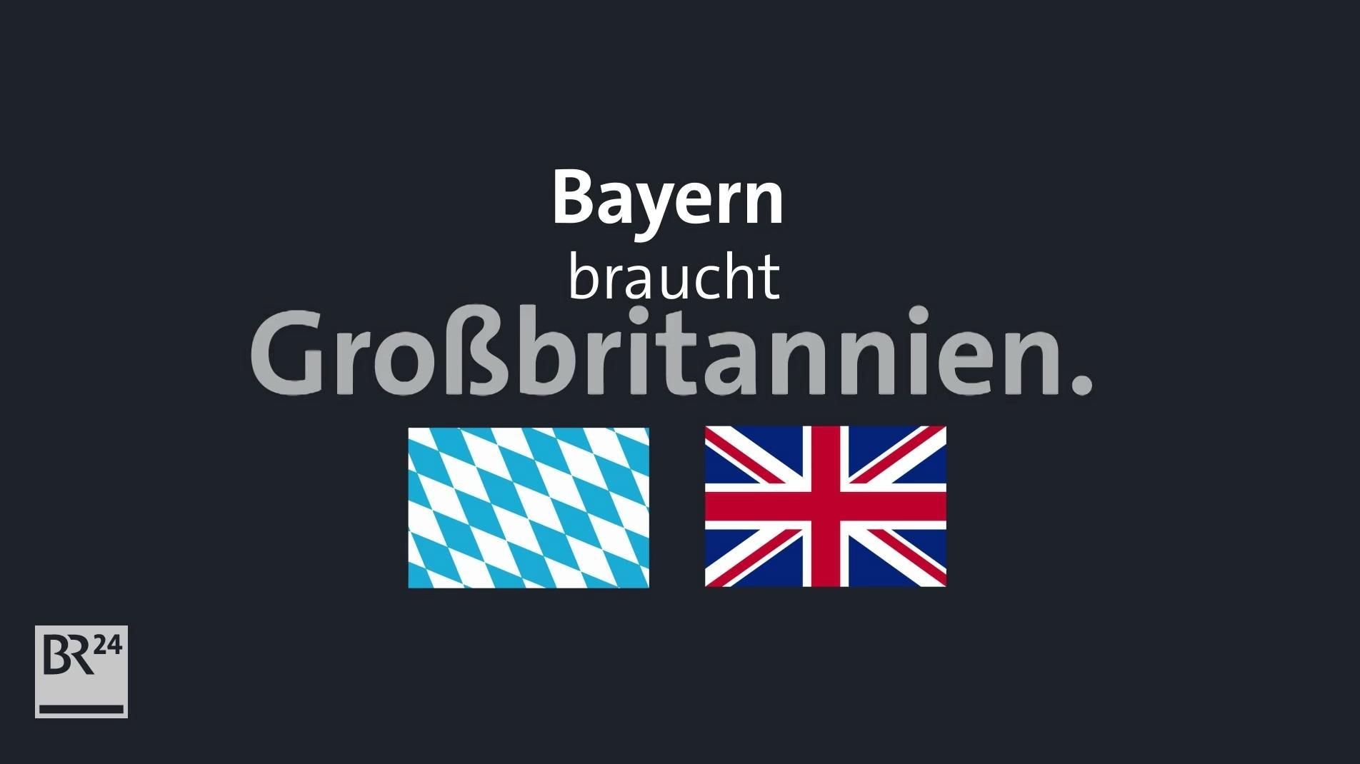 #fragBR24 💡 Erschüttert der Brexit auch Bayern?
