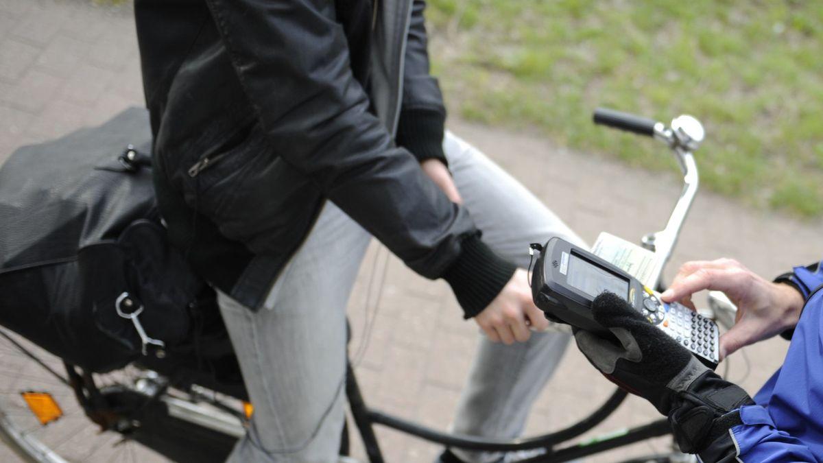 Symbolbild Fahrradstreife