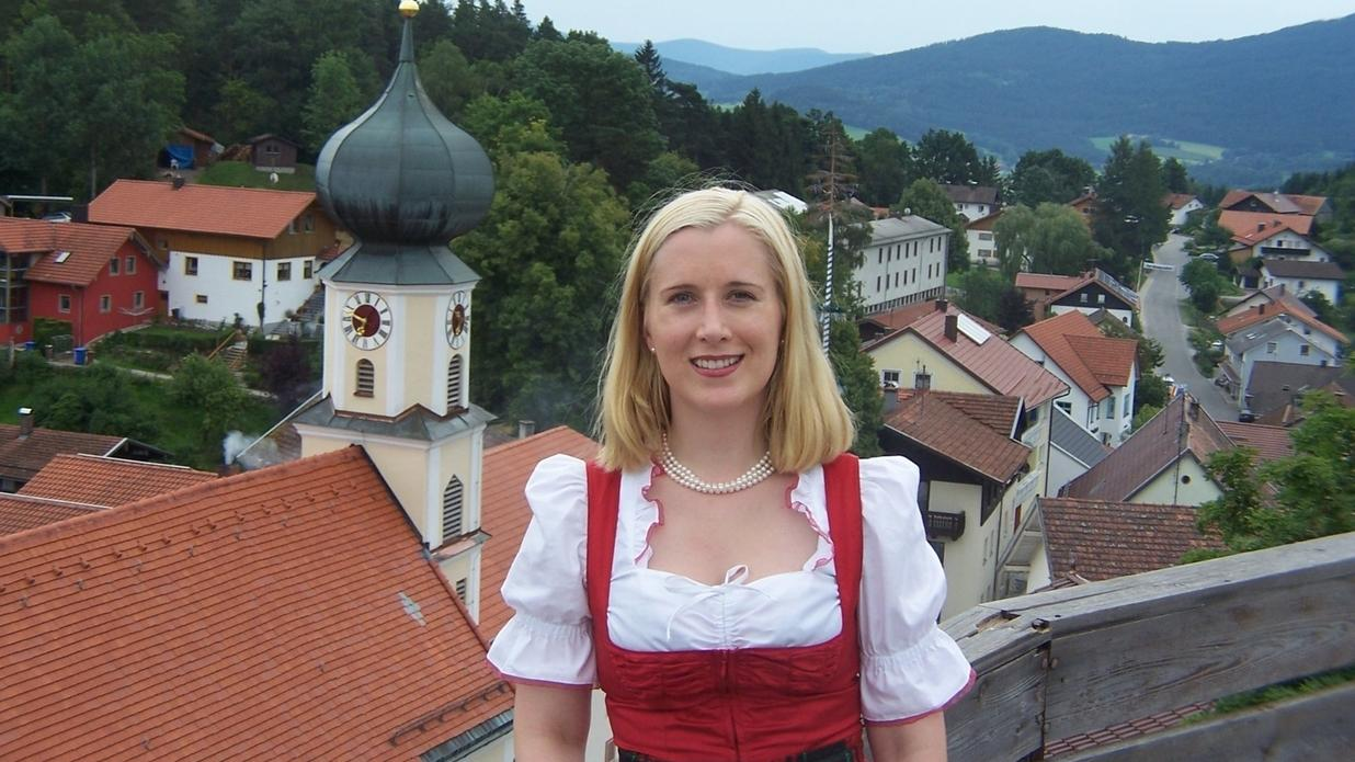 Erste Bürgermeisterin von Kollnburg (Bayern), Josefa Schmid
