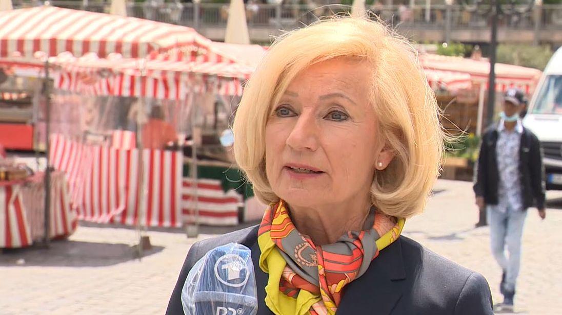 Julia Lehner, Kulturbürgermeisterin der Stadt Nürnberg
