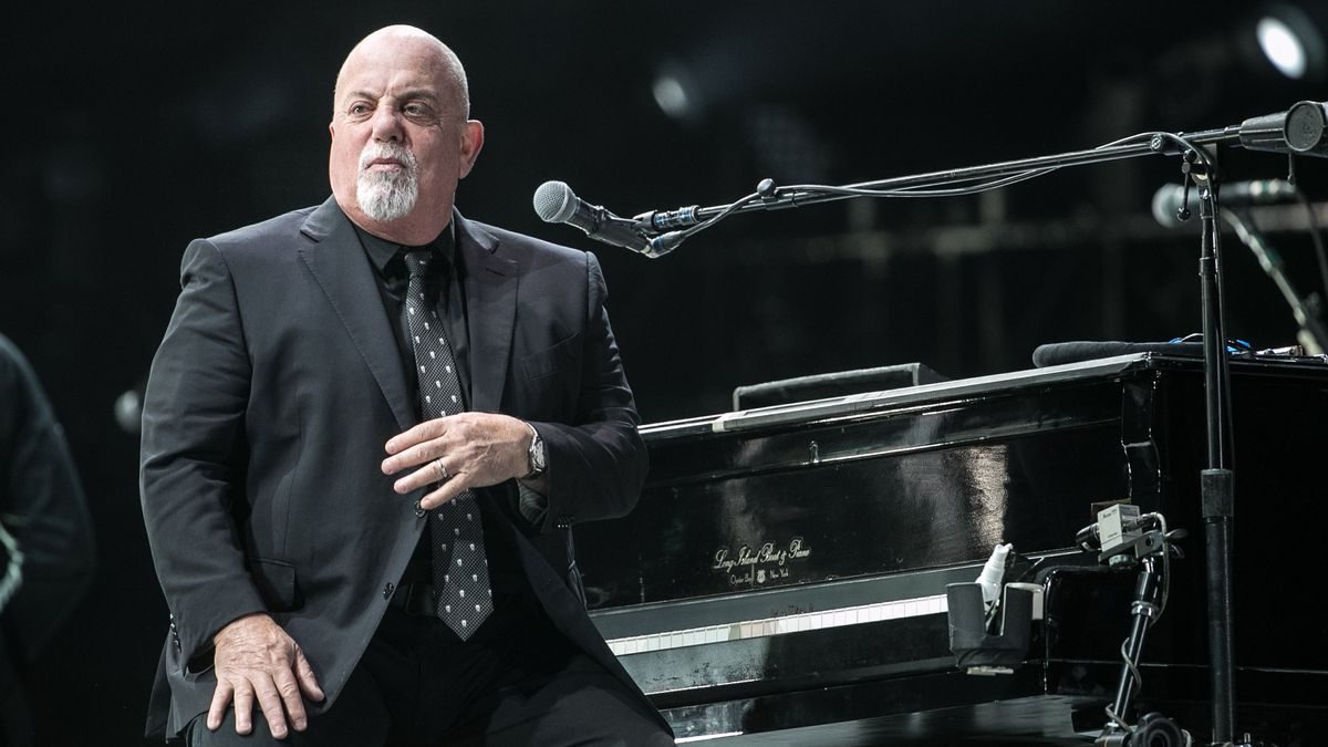 Billy Joel am 6. März 2020.