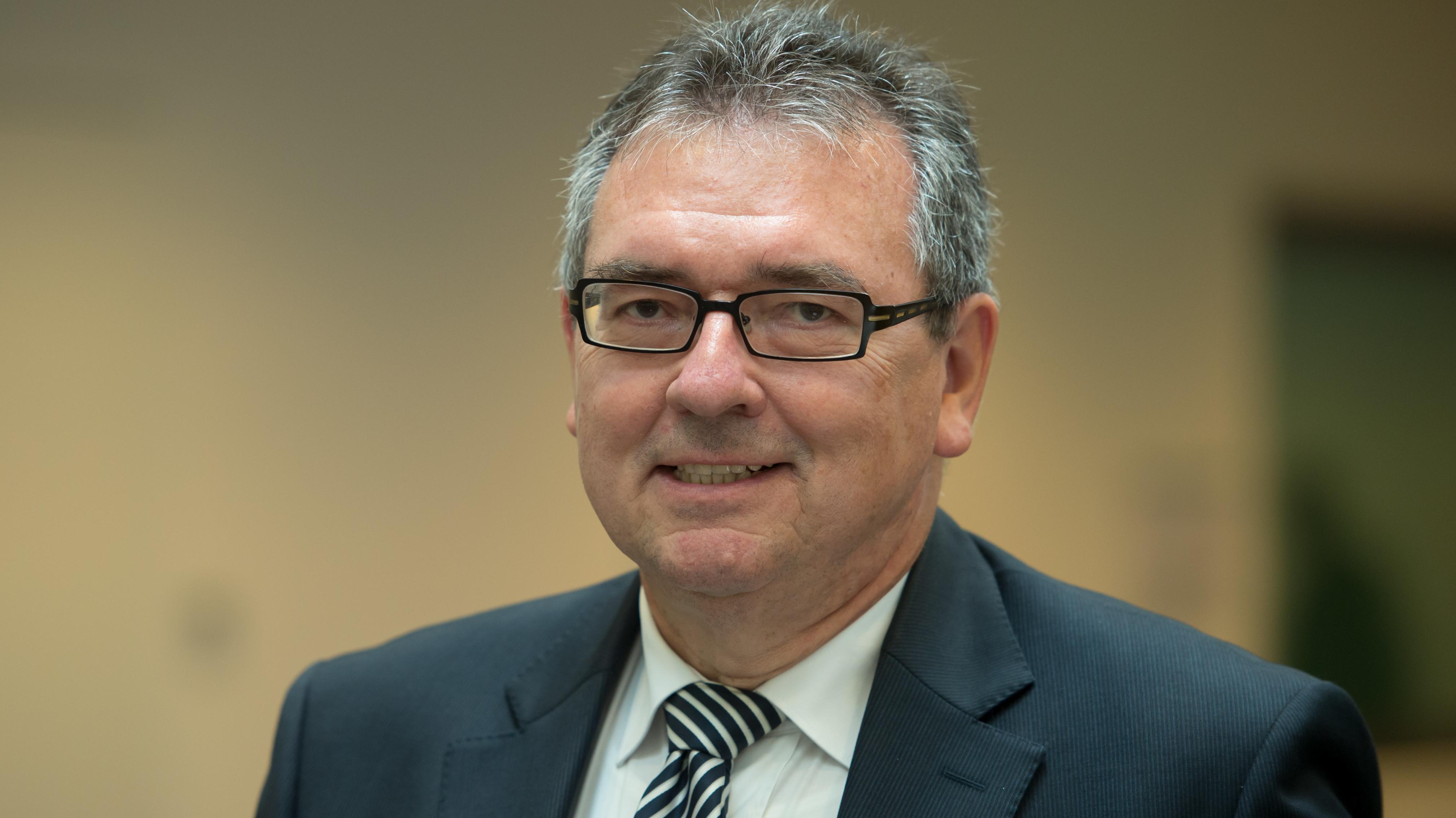 Der Präsident des Bayerischen Verfassungsgerichtshofs, Peter Küspert (2016)