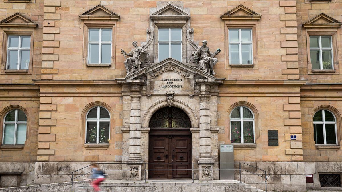 Justizgebäude in Regensburg