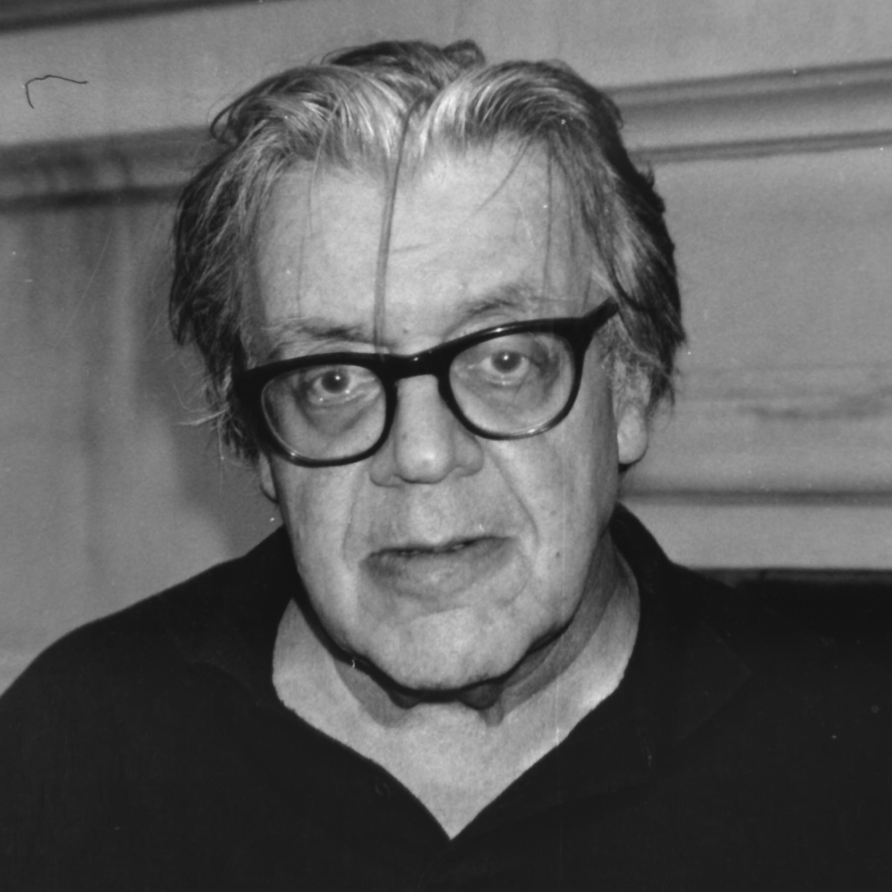 Erich Fried - der politische Lyriker