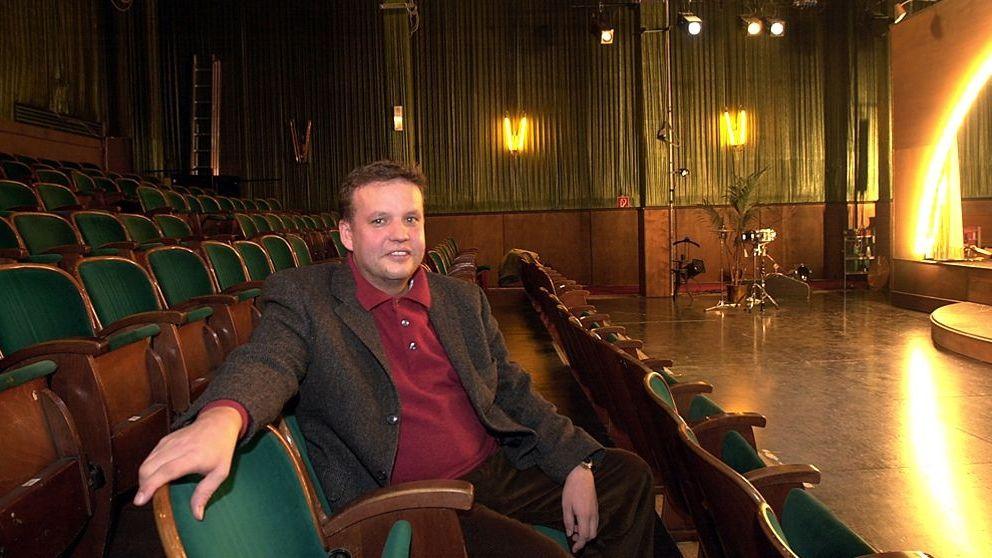 Jochen Schölch, Theaterleiter des Metropol Theaters in München.