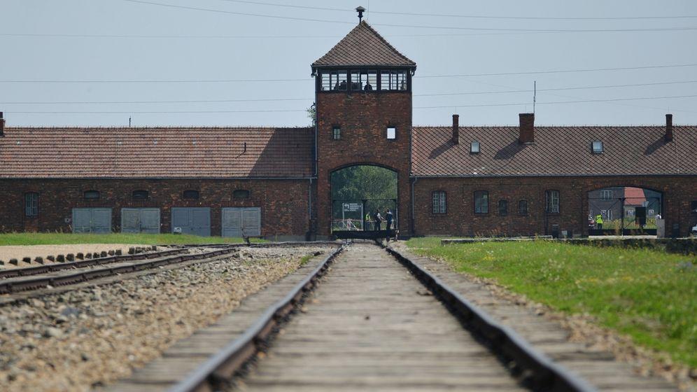 Konzentrationslager Auschwitz-Birkenau   Bild:picture-alliance/dpa