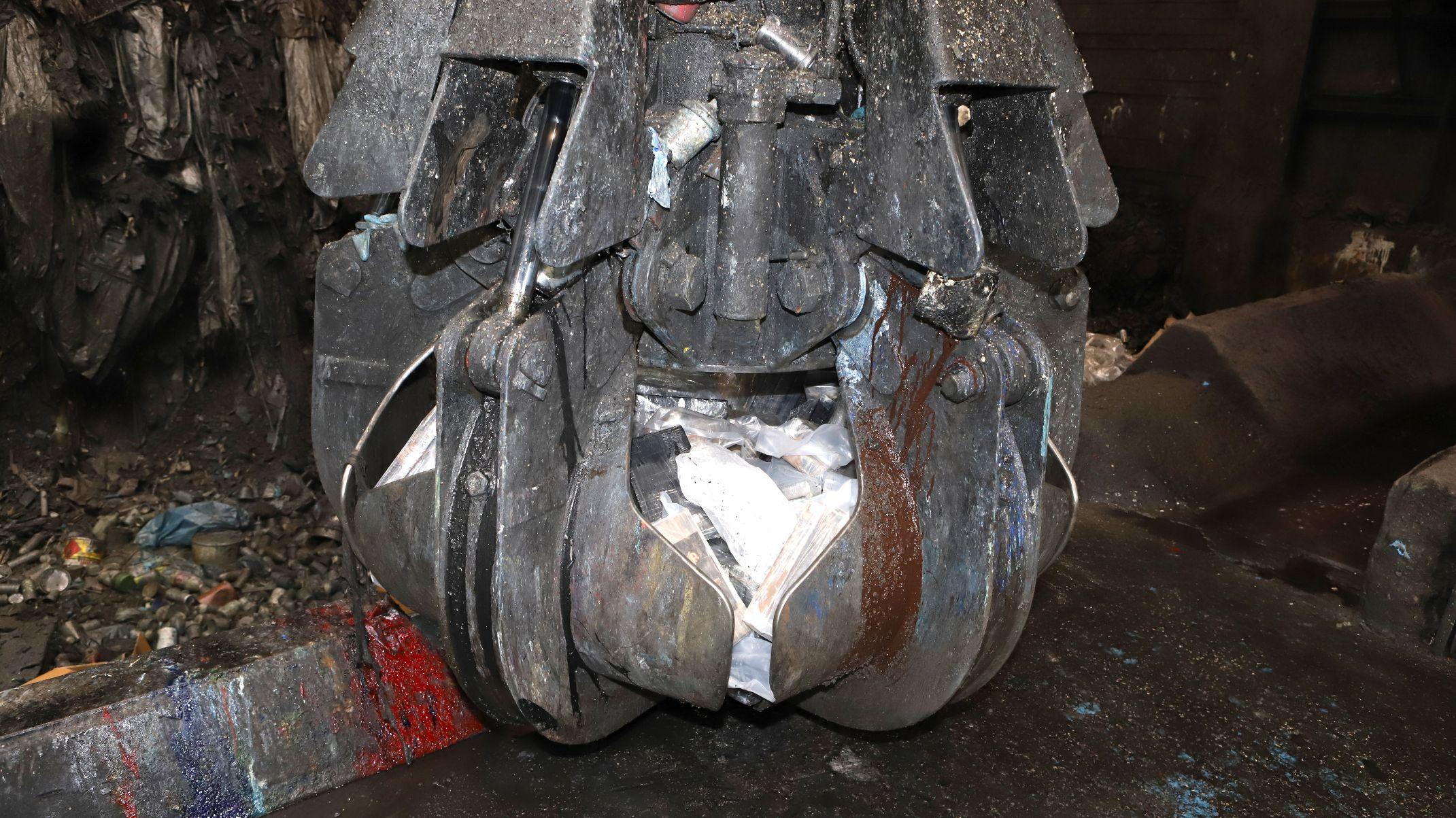 4,5 Tonnen Kokain wurden im Hamburger Hafen beschlagnahmt.