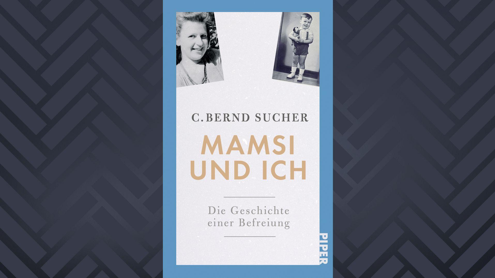 """Buchcover """"Mamsi und ich"""" von C. Bernd Sucher"""