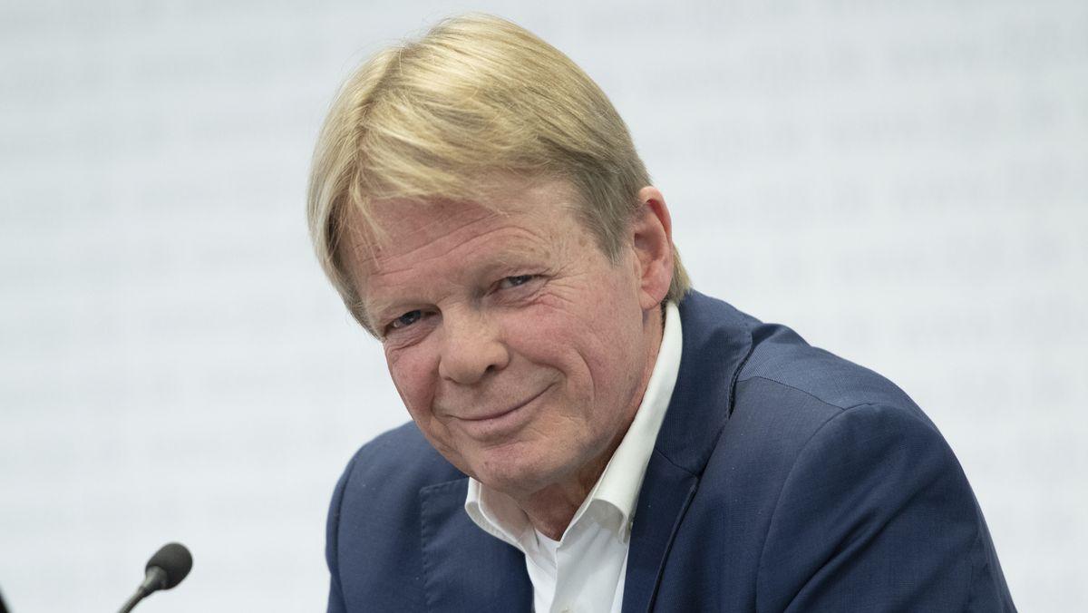 DGB-Vorsitzender Reiner Hoffmann: