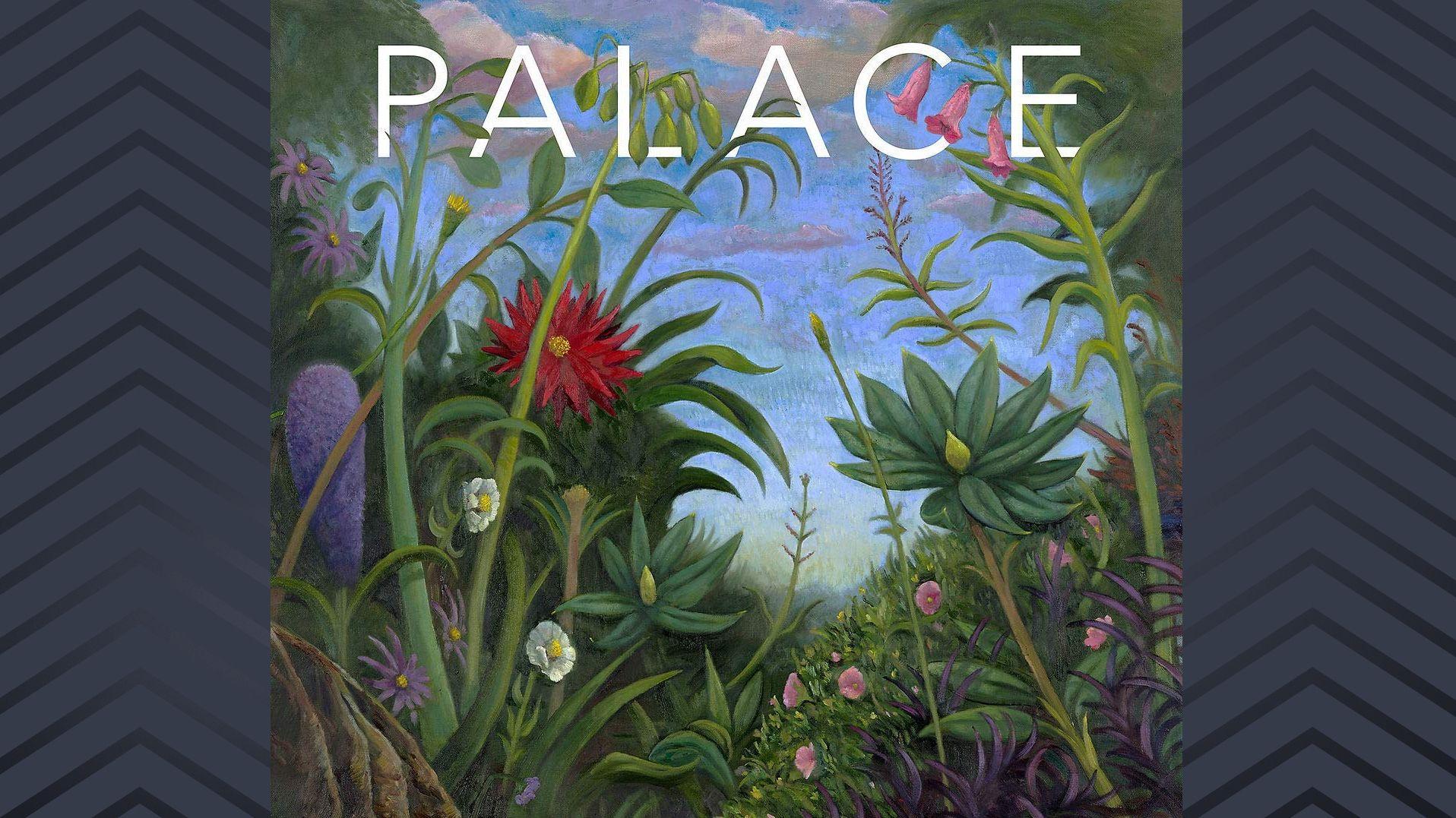Das Cover von Life After, das zweite Album von Palace, erschienen bei Fiction Records