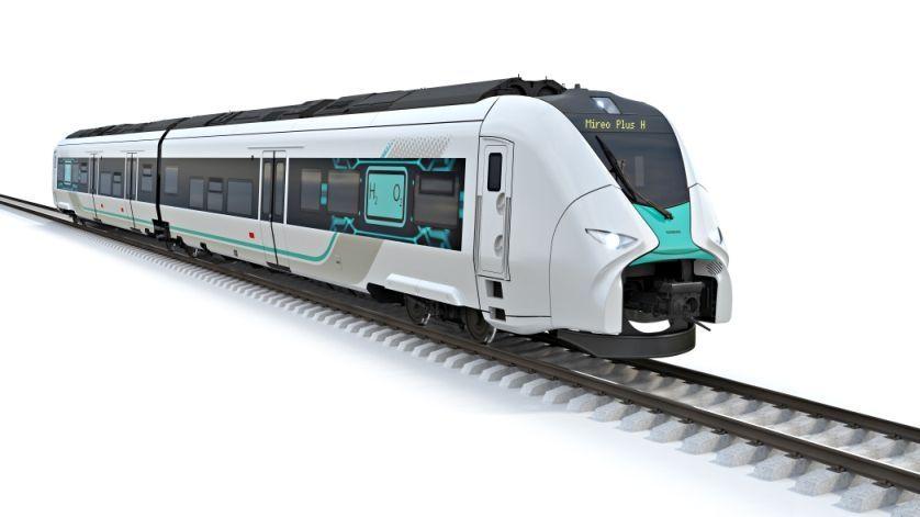 Wasserstoffzug von Siemens
