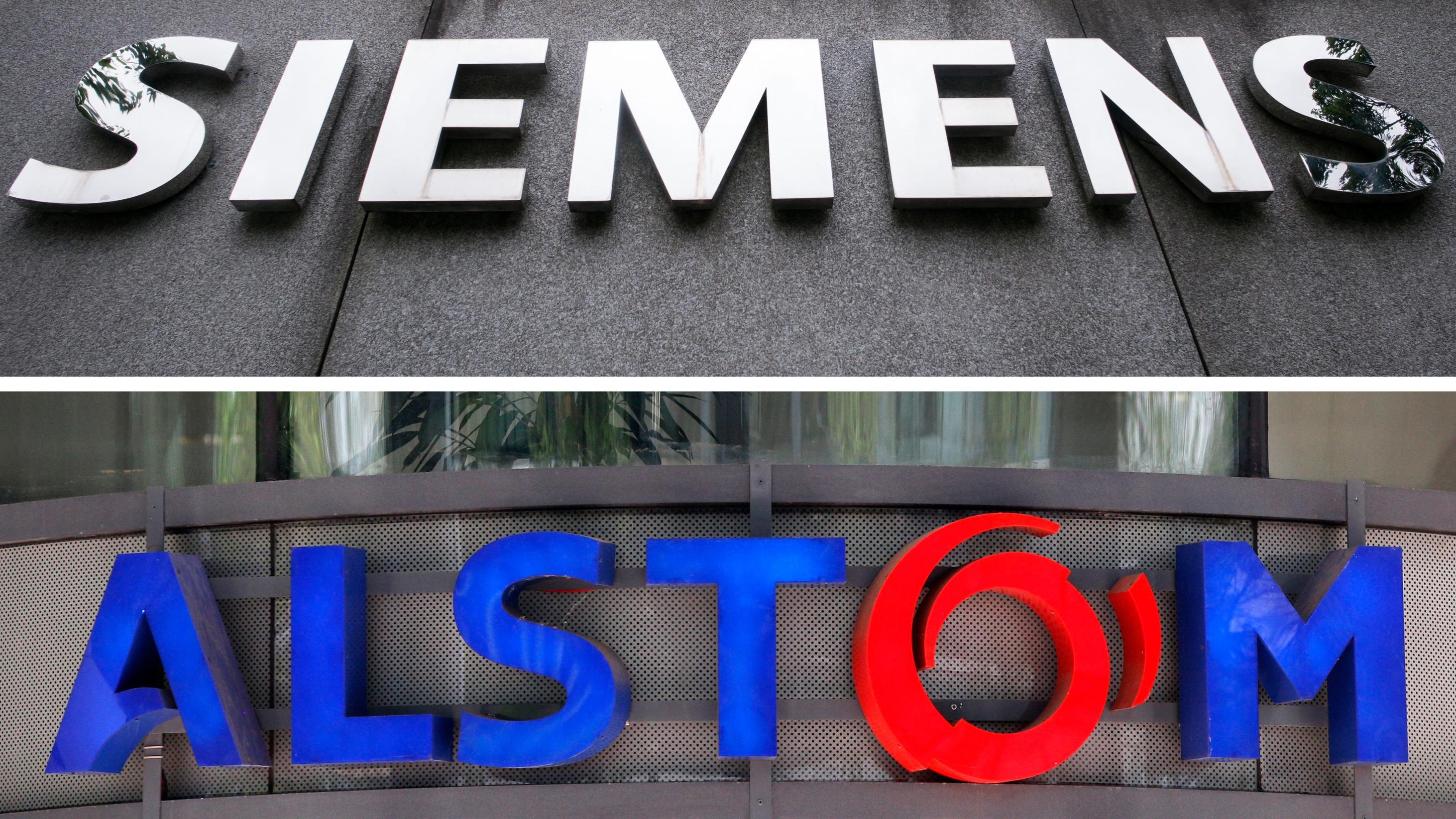 Aus der Traum vom europäischen Bahnchampion: Die Siemens-Alstom-Fusion ist geplatzt.