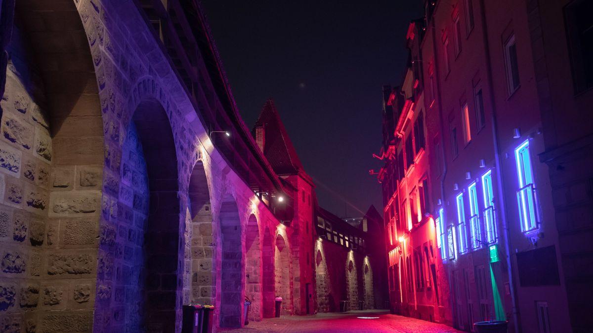 Bordelle in der Nürnberger Frauentormauer