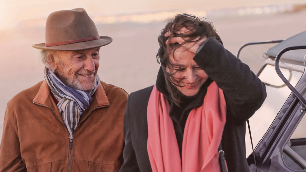 """Jean-Louis Tritignant und Anouk Aimée in """"Die schönsten Jahre eines Lebens"""""""