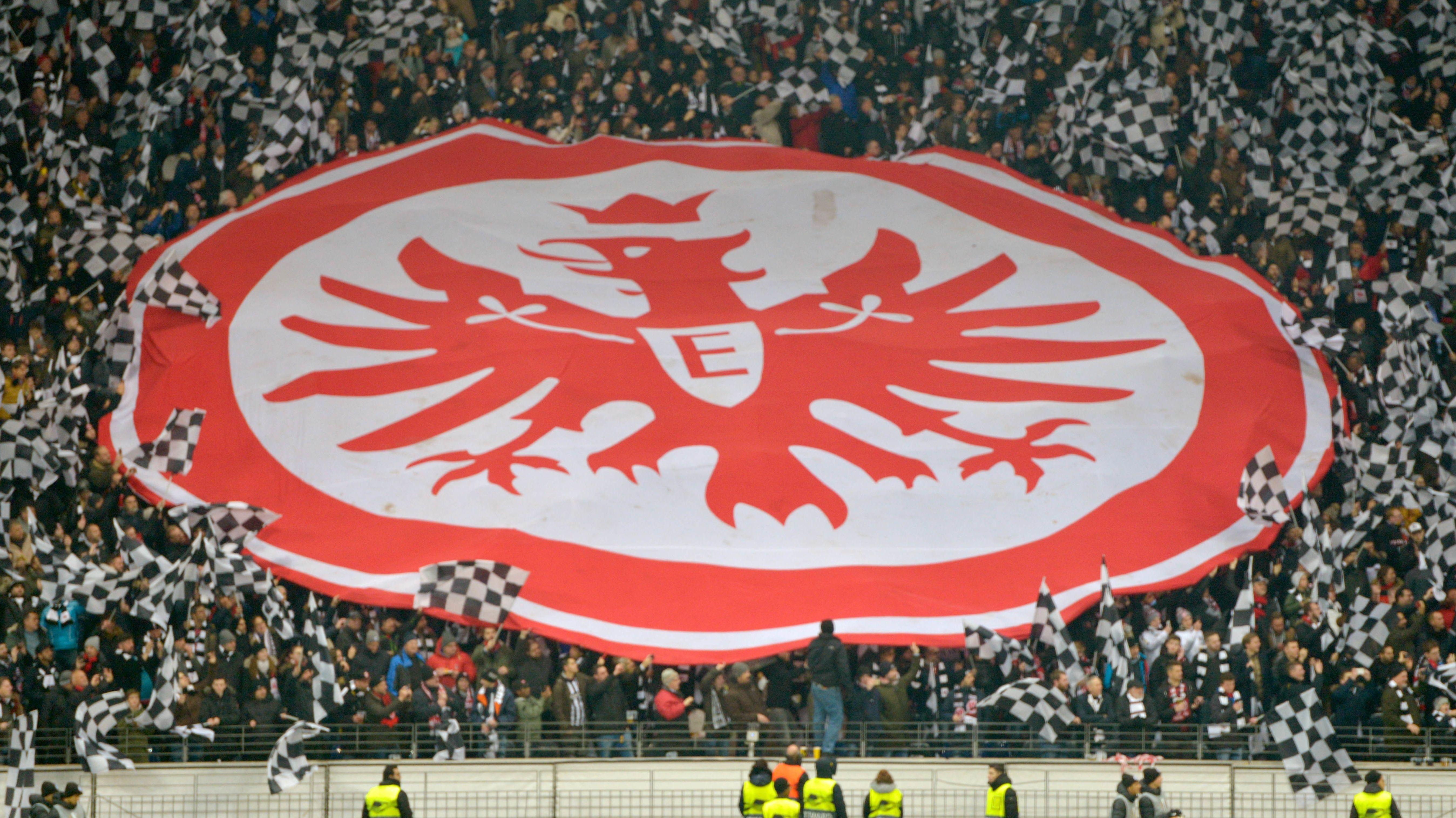 Vereinszeichen der Eintracht Frankfurt