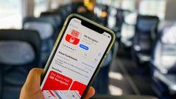 Navigator-App der Deutschen Bahn | Bild:picture alliance