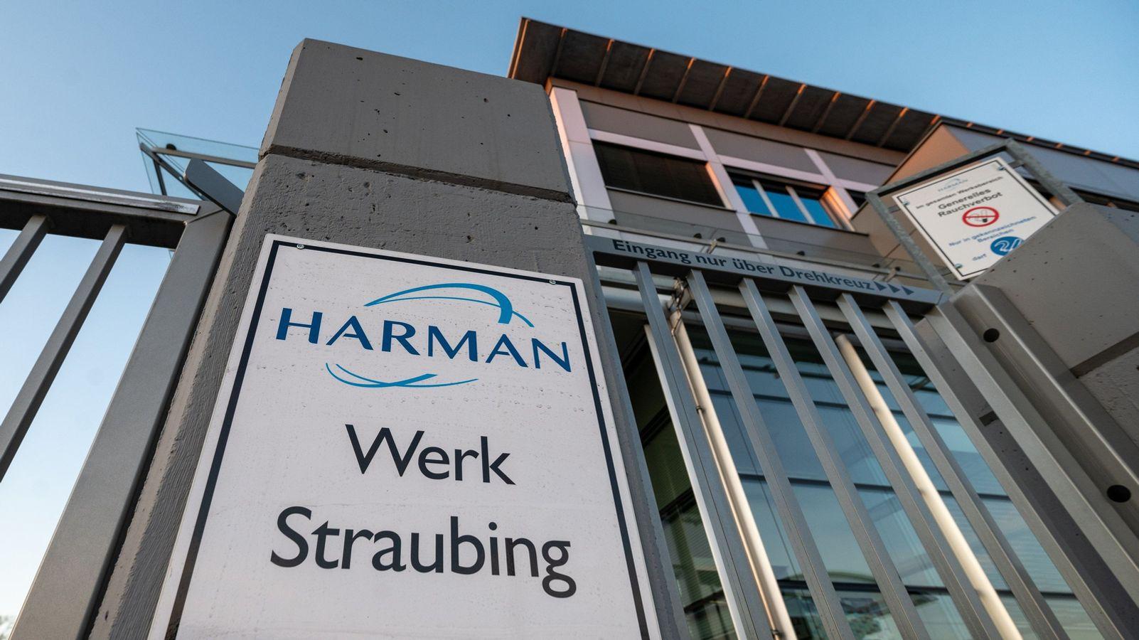 Wegen Corona: Harman-Aus in Straubing besiegelt