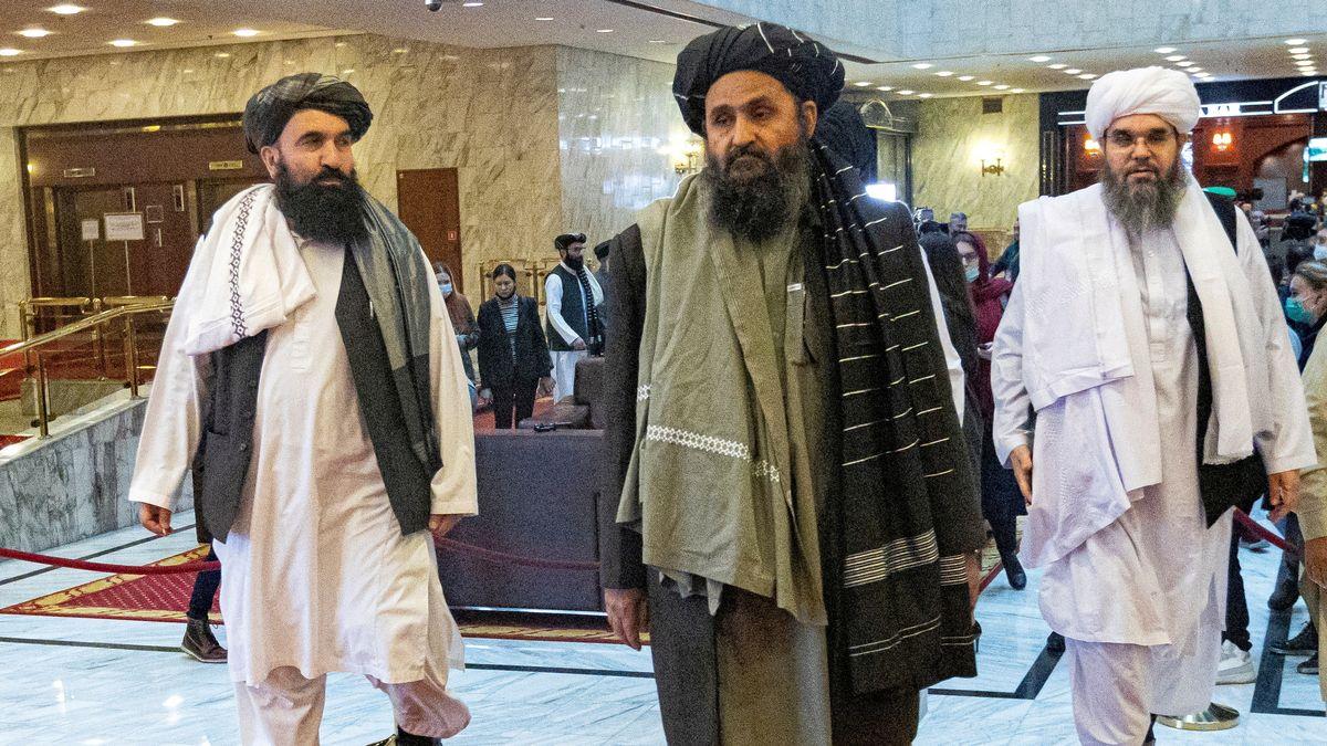Verschwunden: Taliban-Mitbegründer Abdul Ghani Baradar (Archivbild)