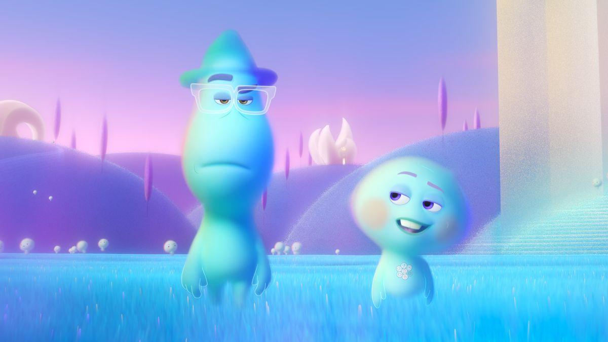 Soul (Pixar) - Filmszene
