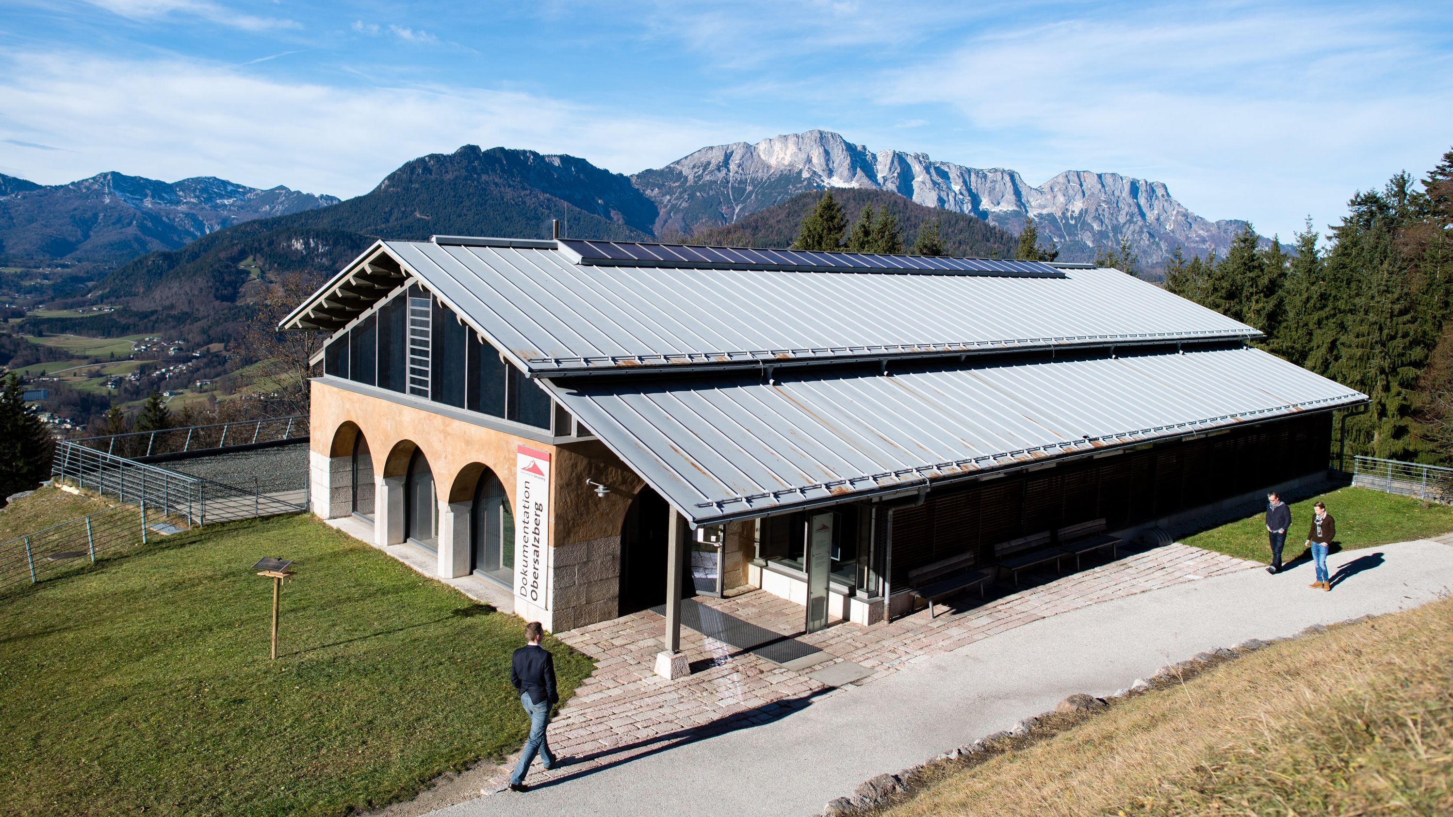 Dokumentationszentrum Obersalzberg.