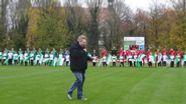SG Herrieden: Stadionsprecher Harald Köhler im Einsatz | Bild:Rudolf Eder