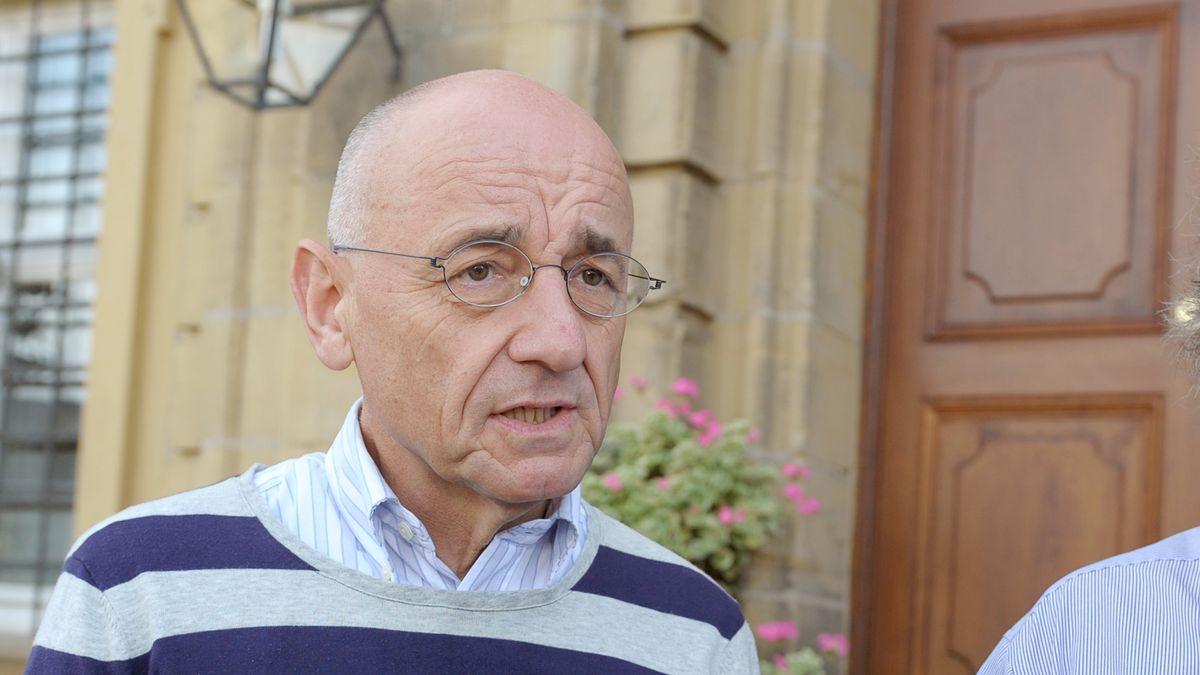 Ex-Justizminister Sauter (Archivbild)