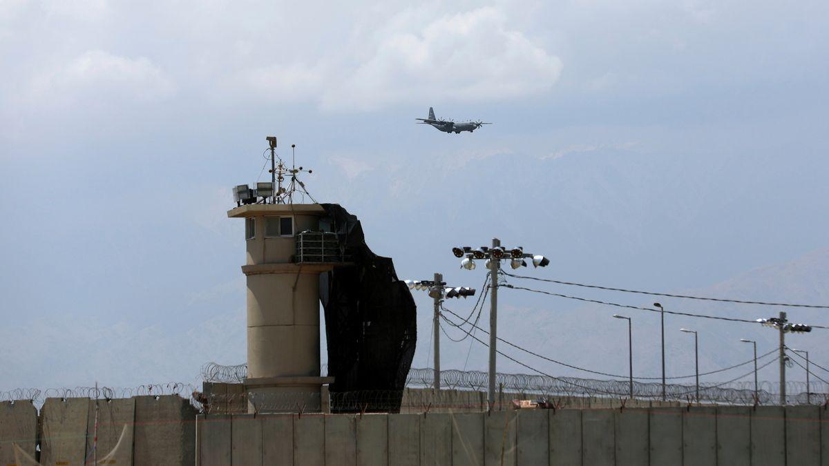 Haupt-Militärstützpunkt der USA: In Bagram nahe Kabul in Afghanistan ist die Luftwaffenbasis.