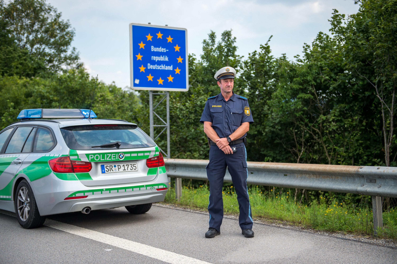 Bayerns Grenzpolizei teilweise verfassungswidrig