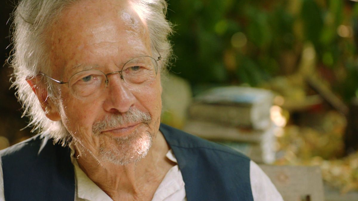 Peter Handke 2019 im Capriccio-Interview