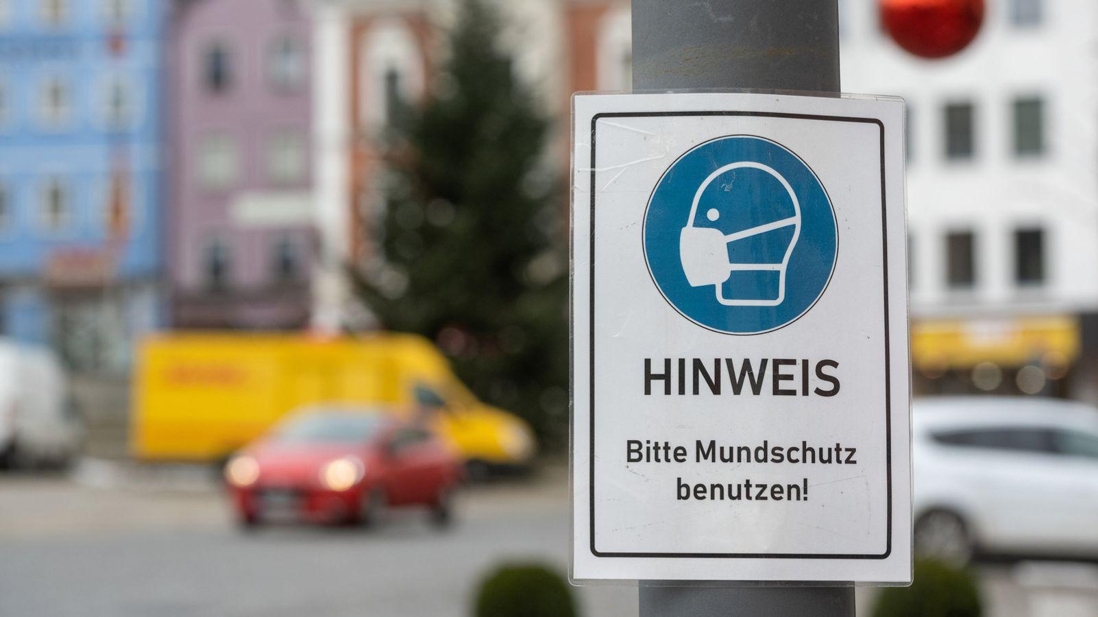 Ausgangssperre Bayern