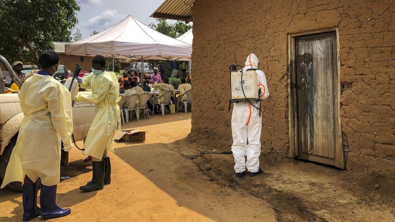 Ausbruch des Ebola-Virus im Kongo