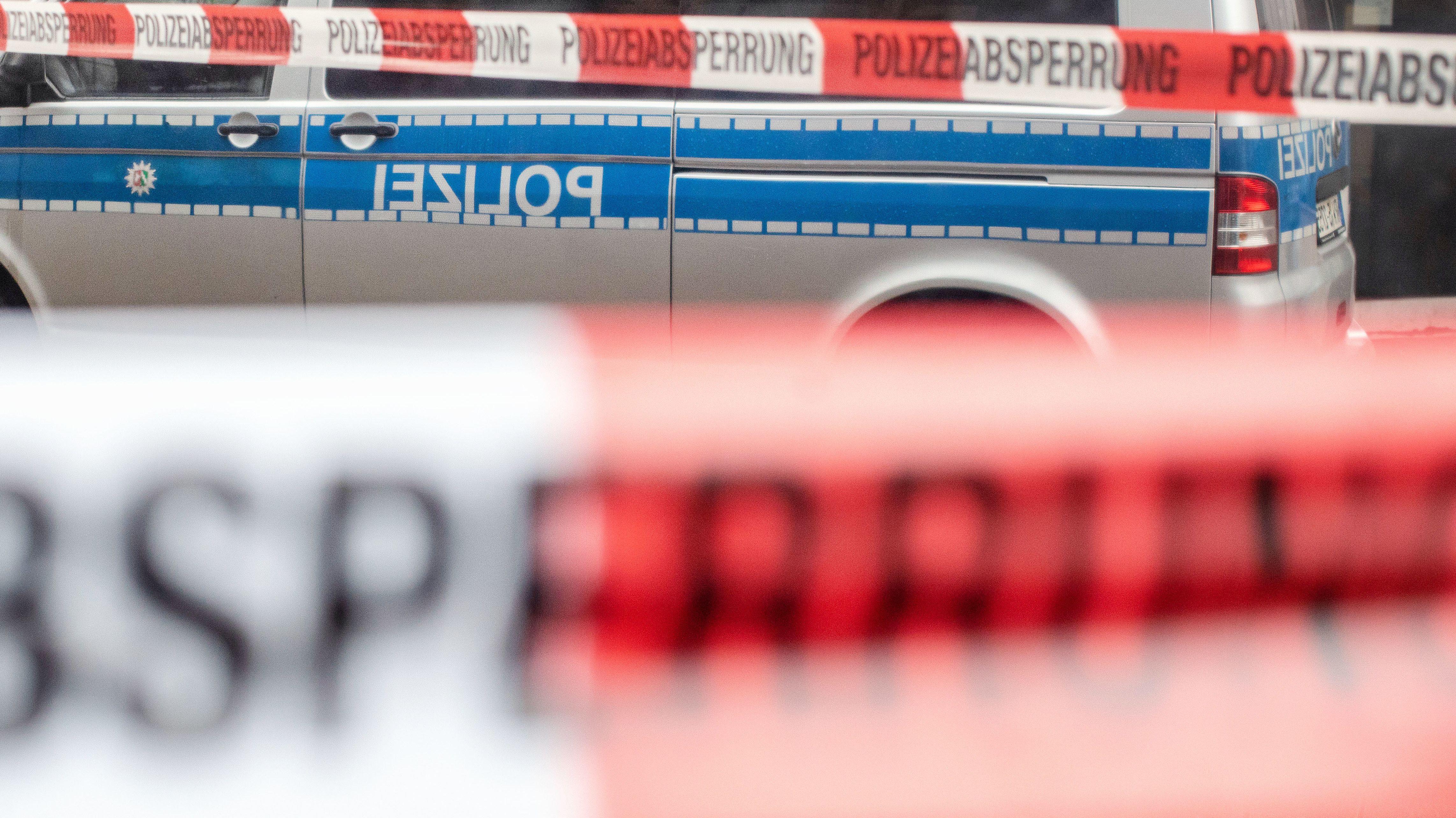Pflegebedürftige Frau stirbt bei Wohnungsbrand in München