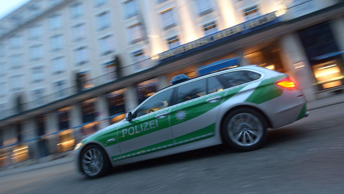 Polizeiwagen in München (Symbolbild)