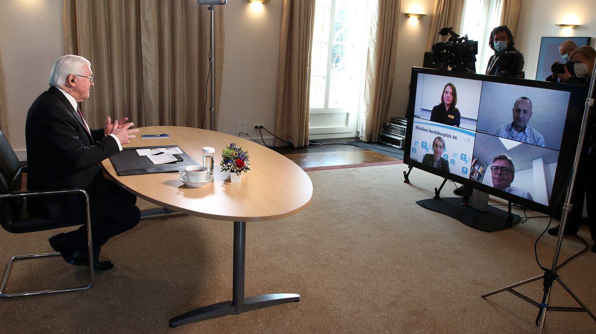 Das Regionalgespräch mit Bundespräsident Steinmeier.
