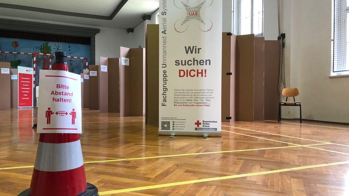 Gut einen Monat nach dem Ende der Blutabnahmen für die Covid-19-Antikörperstudie im Landkreis Tirschenreuth gibt es erste Ergebnisse.