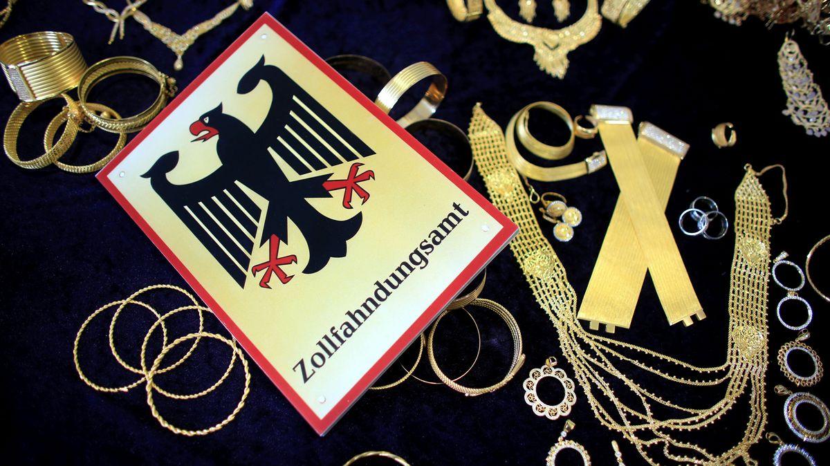 Symbolbild Goldschmuggel