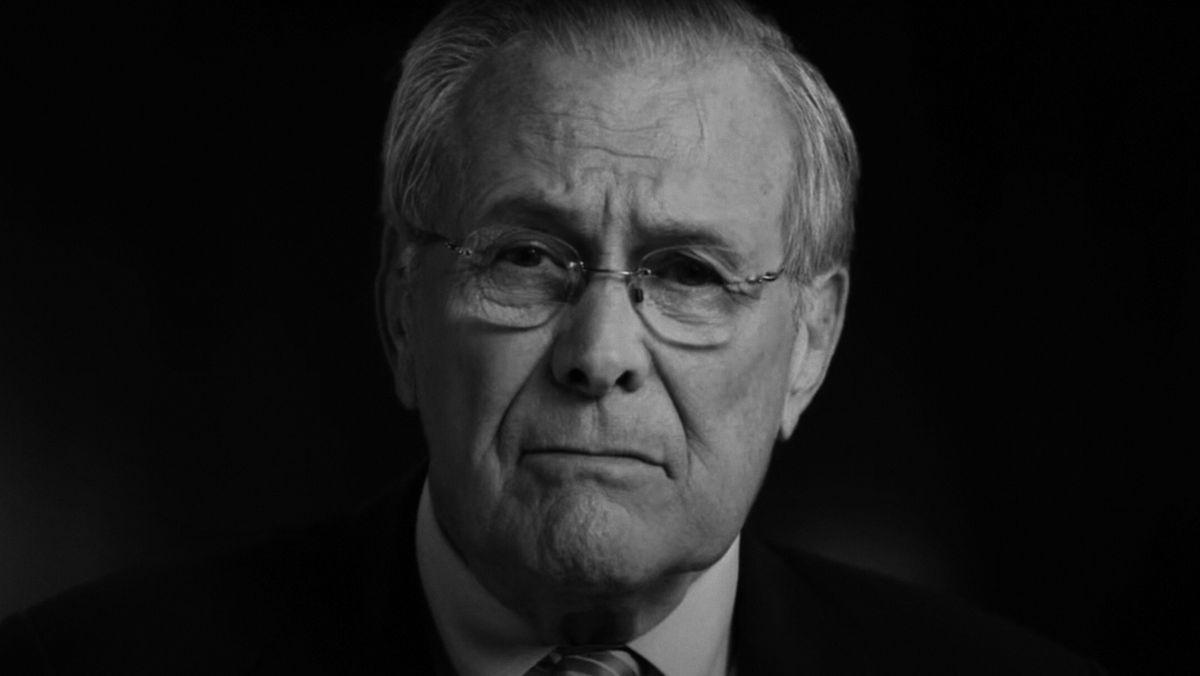 Donald Rumsfeld, 2013