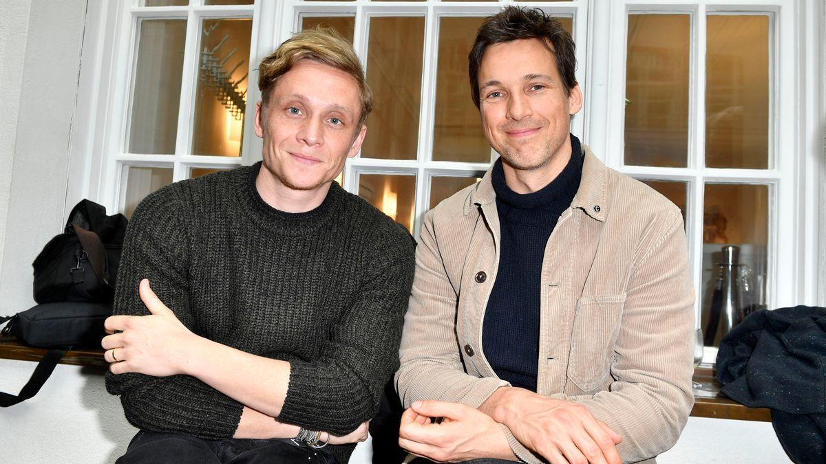 Matthias Schweighöfer und Florian Fitz bei der Berlinale 2020