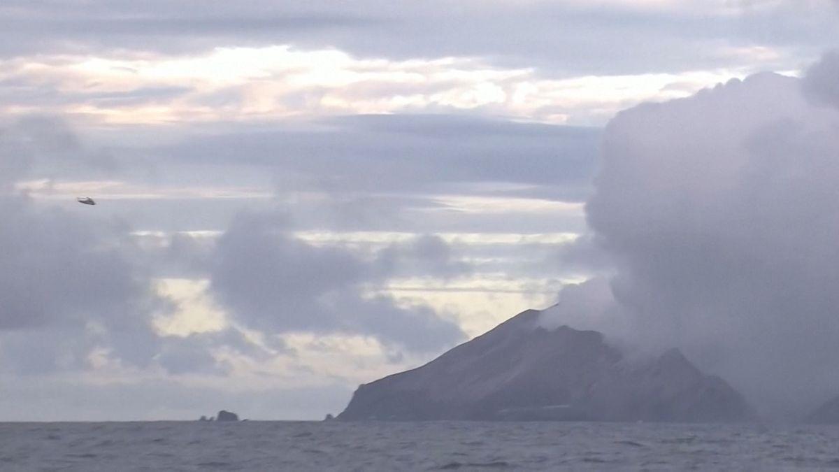 Die Bergung der Leichen war gefährlich – denn der Vulkan könnte wieder ausbrechen, warnten Experten.
