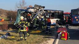 An der Unfallstelle bei Ammerndorf | Bild:News5