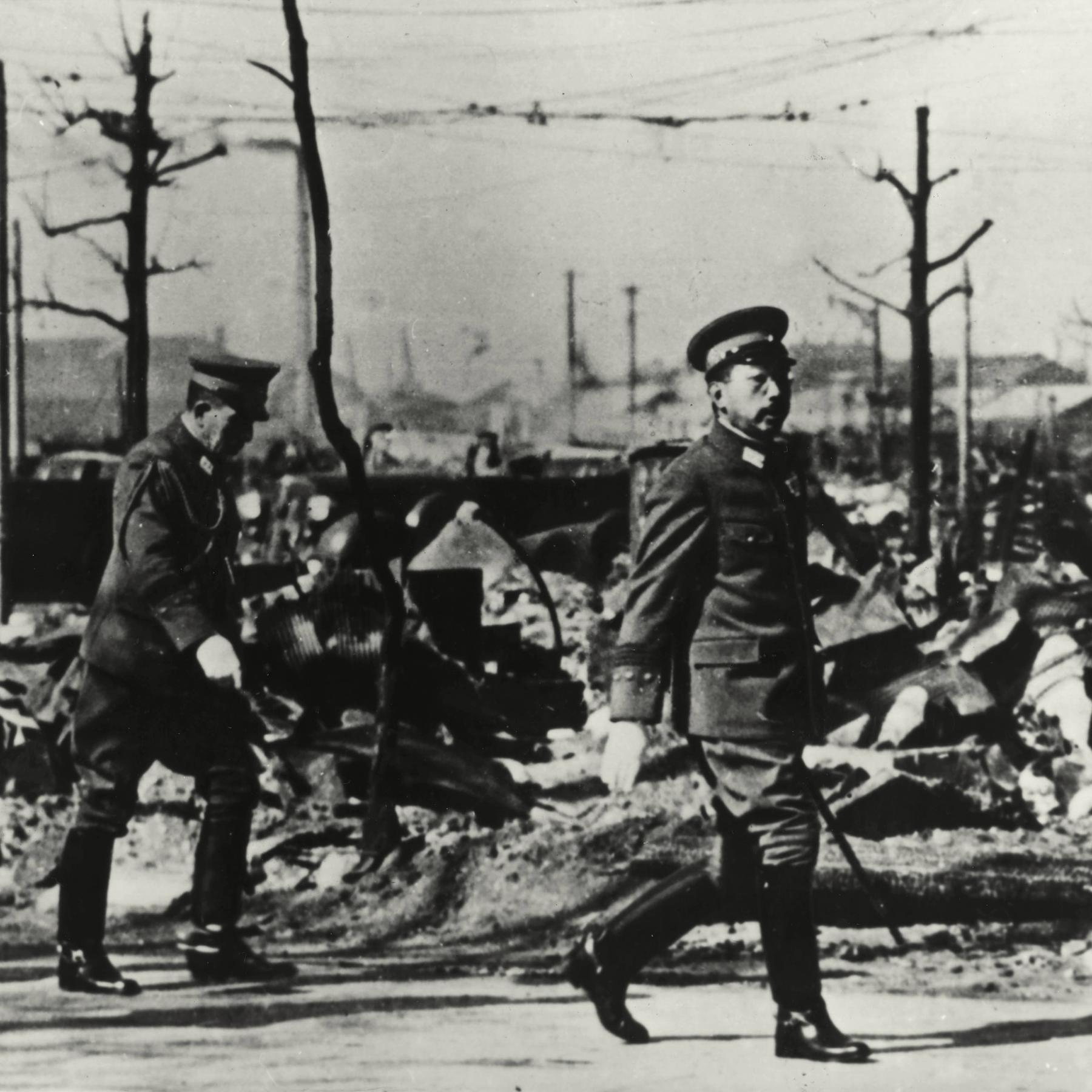 "#01 Tenno Hirohito - Der ""Hitler Asiens""?"
