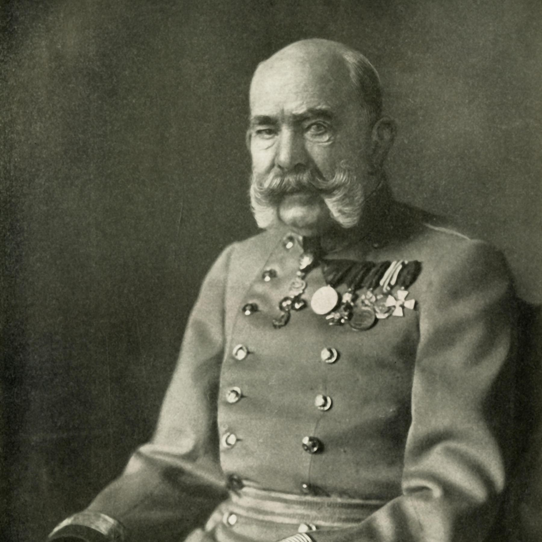 #01 Franz Joseph I. - Der Kaiser der Donaumonarchie