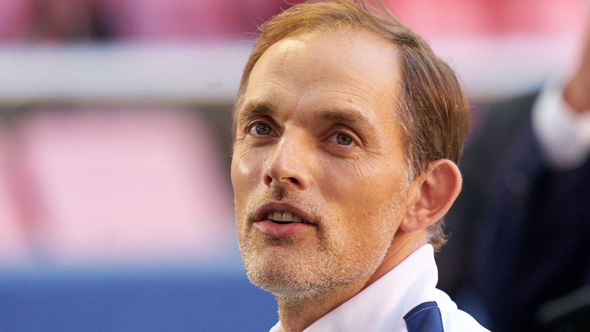PSG-Coach Thomas Tuchel